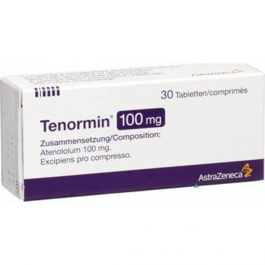 tenormin-atenolol