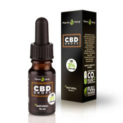 CBD Oil drop Hempseed oil base 3%