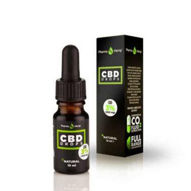CBD Oil drop Olive oil base 3%