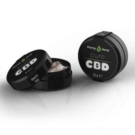 CBD クリスタル結晶・パウダー99.6% 0.5g