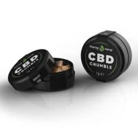 CBD クランブル90% 1g